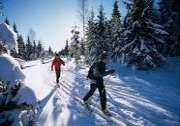 Country Skiing