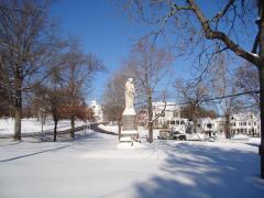 Civili War Monument